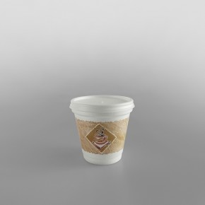 Dart Polystyrene Cup Cafe G