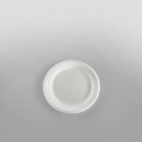 Linpac Polystyrene White Plate
