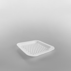 Middlewich Polystyrene White Tray