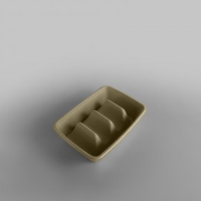 INSERT For Sabert Rect. Pulp Containers [950ml & 1050ml]