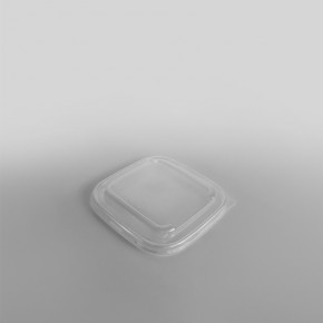 Sabert PP LID To Fit Wide Square Pulp Bowl [500ml, 750ml, 1000ml]