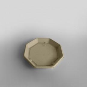 Sabert Octagonal Pulp Plate [830ml]