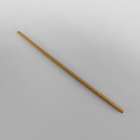 Kraft Straight Paper Straws [200x6mm]