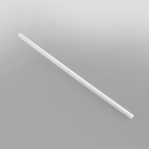 White Straight Paper Straws [200x6mm]