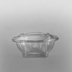 GPI Sekipack Hinged Oval Salad Bowl [750cc]