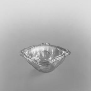 GPI Tulipack Plastic Tear Off Salad Bowl [370cc]