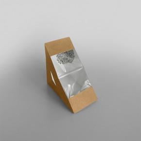Deepfill Cardboard Biodegradable Sandwich Wedges