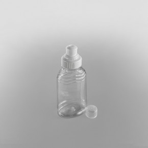 Syrup Bottle with cover [150ml]