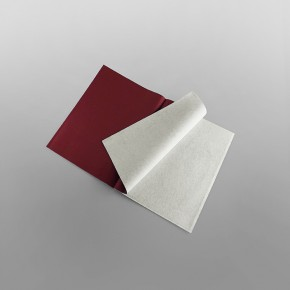 Swantex Swansilk Paper Table Cover Bordeaux [90x90cm]