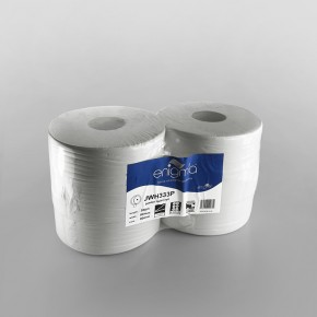 Jumbo Toilet Paper Roll 2ply [90mm x 300m] 80mm core