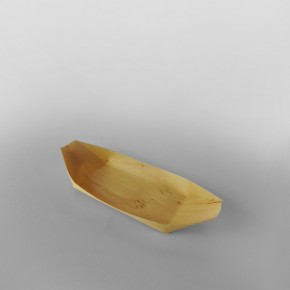 Mini Wooden Boat [473ml]